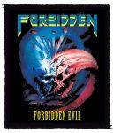 FORBIDDEN: Forbidden Evil (80x95) (felvarró)