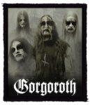 GORGOROTH: Band (80x95) (felvarró)