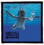 NIRVANA: Nevermind (95x95) (felvarró)