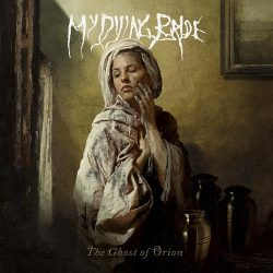 MY DYING BRIDE: Ghost Of Orion (CD)