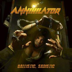 ANNIHILATOR: Ballistic Sadistic (CD, digipack)