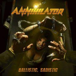 ANNIHILATOR: Ballistic Sadistic (LP)