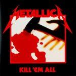 METALLICA: Kill 'em All (CD, remastered)