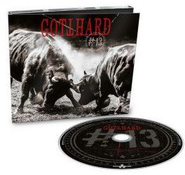 GOTTHARD: #13 (CD, +2 bonus, ltd.)