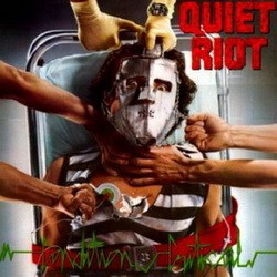 QUIET RIOT: Condition Critical (CD)