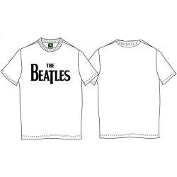 BEATLES: Logo White (kids)