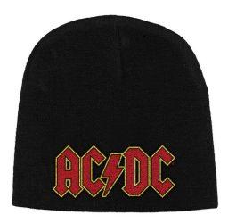 AC/DC: Logo (kötött sapka)