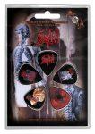 DEATH - Albums (5 db pengető, 1 mm vastag)