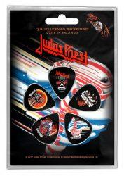 JUDAS PRIEST - Turbo (5 db pengető, 1 mm vastag)