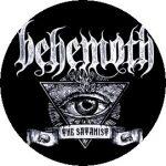 BEHEMOTH: Satanist (nagy jelvény, 3,7 cm)