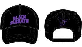 BLACK SABBATH: Logo (baseball sapka)