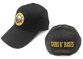 GUNS N' ROSES: Logo (Circle) (baseball sapka)