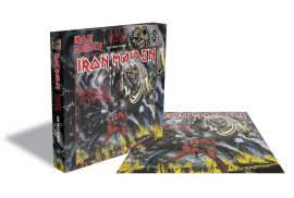 IRON MAIDEN: Number Of The Beast (puzzle, 500 pcs, 39x39 cm)