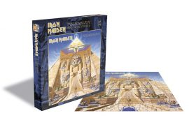 IRON MAIDEN: Powerslave (puzzle, 500 pcs, 39x39 cm)