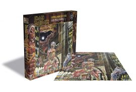 IRON MAIDEN: Somewhere In Time (puzzle, 500 pcs, 39x39 cm)