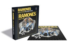 RAMONES: Road To Ruin (puzzle, 500 pcs, 39x39 cm)
