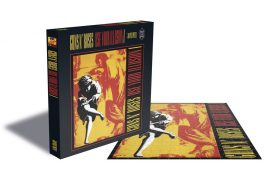 GUNS N' ROSES: Use Your - 1. (puzzle, 500 pcs, 39x39 cm)