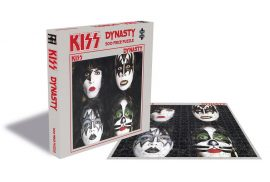 KISS: Dynasty (puzzle, 500 pcs, 39x39 cm)