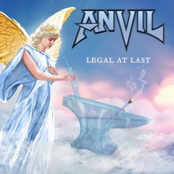 ANVIL: Legal At Last (LP)