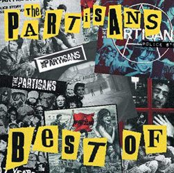 PARTISANS: Best Of (CD)