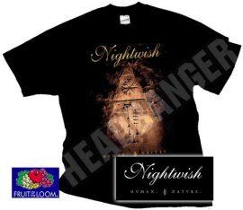 NIGHTWISH: Human (póló)