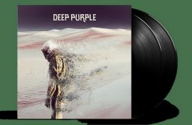 DEEP PURPLE: Whoosh! (2LP+DVD)