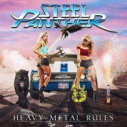 STEEL PANTHER: Heavy Metal Rules (CD)