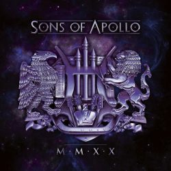 SONS OF APOLLO: MMXX (CD)