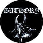 BATHORY: Bathory (nagy jelvény, 3,7 cm)