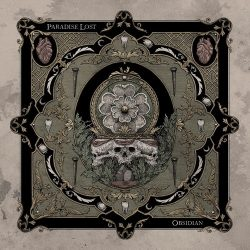 PARADISE LOST: Obsidian (CD)