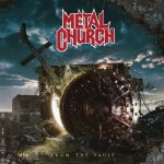 METAL CHURCH: From The Vault (CD)
