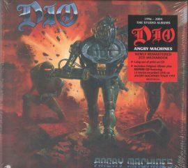 DIO: Angry Machines (2CD, reissue, mediabook)