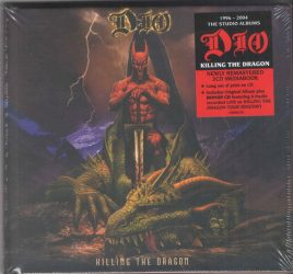 DIO: Killing The Dragon (2CD, reissue, mediabook)