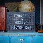 DIABOLUS IN MUSICA: Milyen kár (CD)