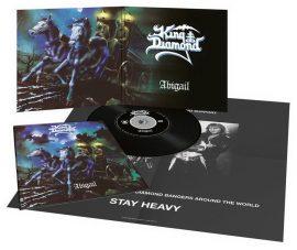 KING DIAMOND: Abigail (CD, 2020 reissue)