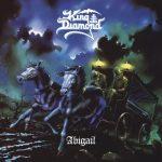 KING DIAMOND: Abigail (LP, black, 2020 reissue, 180 gr)