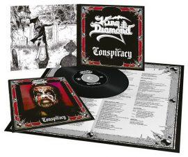 KING DIAMOND: Conspiracy (CD, 2020 reissue)