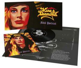 KING DIAMOND: Fatal Portrait (CD, 2020 reissue)