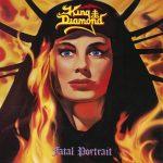KING DIAMOND: Fatal Portrait (LP, black, 2020 reissue, 180 gr)
