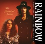 RAINBOW: The Broadcast Archives 1976-1981 (CD)