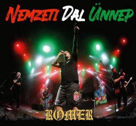 ROMER: Nemzeti Dal Ünnep (CD+DVD)
