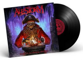 ALESTORM: Curse Of The Crystal Coconut (LP)