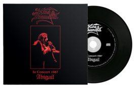 KING DIAMOND: In Concert (CD, 2020 reissue)