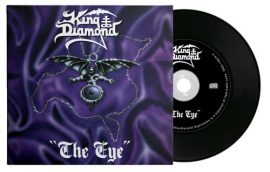 KING DIAMOND: The Eye (CD, 2020 reissue)