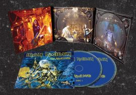 IRON MAIDEN: Live After Deat (2CD, remastered, digipack)