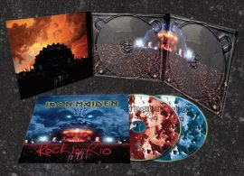 IRON MAIDEN: Rock In Rio (2CD, remastered, digipack)