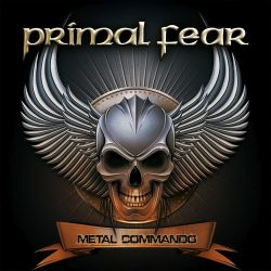 PRIMAL FEAR: Metal Commando (CD)