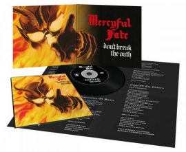 MERCYFUL FATE: Don't Break The Oath (CD, reissue)
