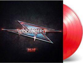 VANDENBERG: 2020 (LP, red, 180 gr)