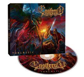 ENSIFERUM: Thalassic (CD, digipack)